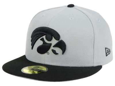 Iowa Hawkeyes New Era NCAA Grayson 59FIFTY Cap