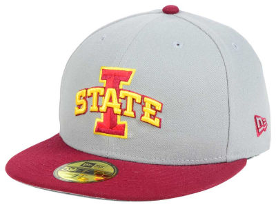Iowa State Cyclones New Era NCAA Grayson 59FIFTY Cap