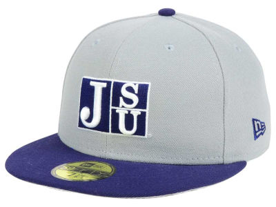 Jackson State Tigers New Era NCAA Grayson 59FIFTY Cap