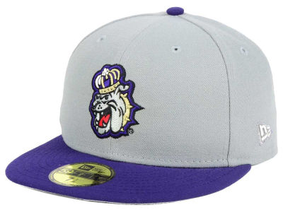 James Madison Dukes New Era NCAA Grayson 59FIFTY Cap