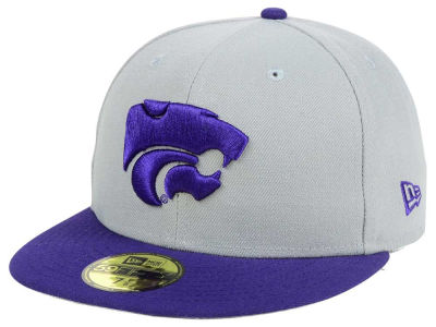 Kansas State Wildcats New Era NCAA Grayson 59FIFTY Cap