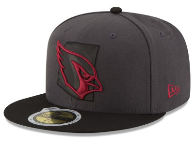 Arizona Cardinals New Era NFL State Flective 3.0 59FIFTY Cap
