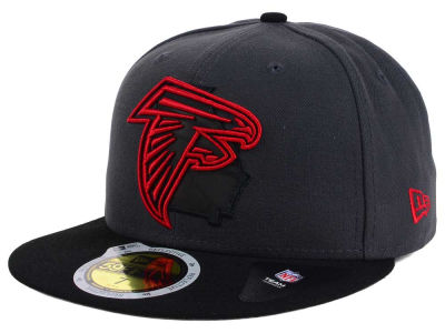 Atlanta Falcons New Era NFL State Flective 3.0 59FIFTY Cap