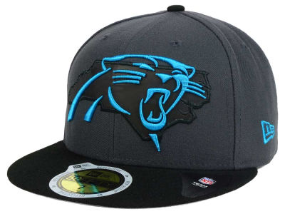 Carolina Panthers New Era NFL State Flective 3.0 59FIFTY Cap