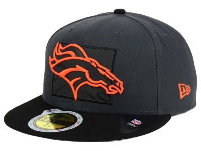 Denver Broncos New Era NFL State Flective 3.0 59FIFTY Cap