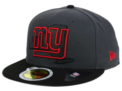 New York Giants New Era NFL State Flective 3.0 59FIFTY Cap