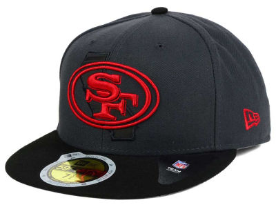 San Francisco 49ers New Era NFL State Flective 3.0 59FIFTY Cap