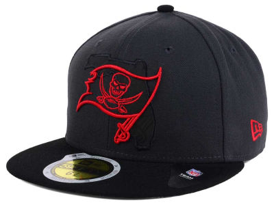 Tampa Bay Buccaneers New Era NFL State Flective 3.0 59FIFTY Cap