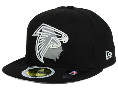 Atlanta Falcons New Era NFL State Flective Redux 59FIFTY Cap