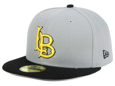 Long Beach State 49ers New Era NCAA Grayson 59FIFTY Cap