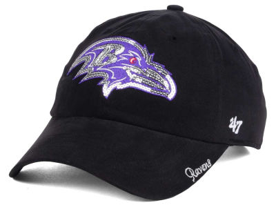 Baltimore Ravens '47 NFL '47 Womens Sparkle Team Color Cap