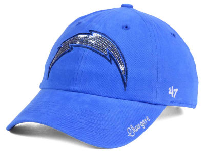 Los Angeles Chargers '47 NFL '47 Womens Sparkle Team Color Cap
