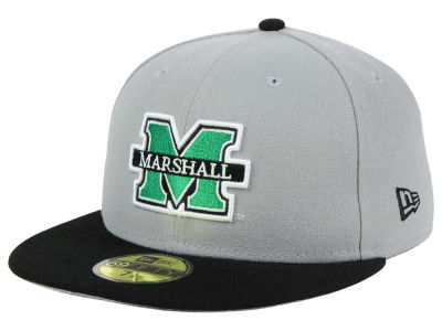 Marshall Thundering Herd New Era NCAA Grayson 59FIFTY Cap