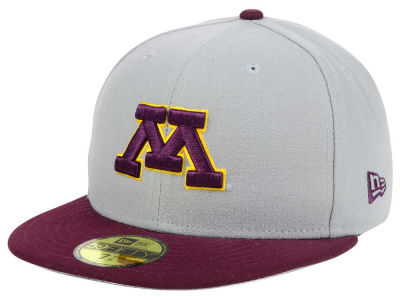 Minnesota Golden Gophers New Era NCAA Grayson 59FIFTY Cap