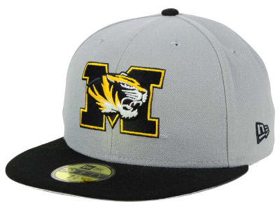 Missouri Tigers New Era NCAA Grayson 59FIFTY Cap