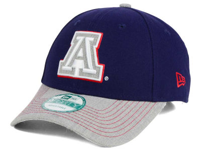 Arizona Wildcats New Era NCAA Heathered 9FORTY Cap
