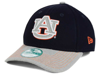 Auburn Tigers New Era NCAA Heathered 9FORTY Cap