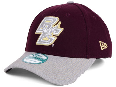 Boston College Eagles New Era NCAA Heathered 9FORTY Cap