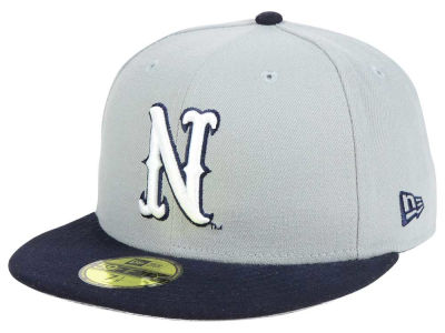 Nevada Wolf Pack New Era NCAA Grayson 59FIFTY Cap