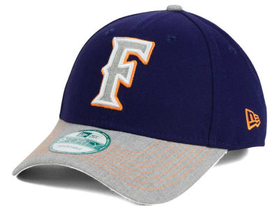 Cal State Fullerton Titans New Era NCAA Heathered 9FORTY Cap
