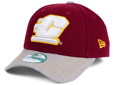 Central Michigan Chippewas New Era NCAA Heathered 9FORTY Cap