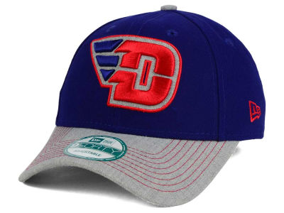 Dayton Flyers New Era NCAA Heathered 9FORTY Cap