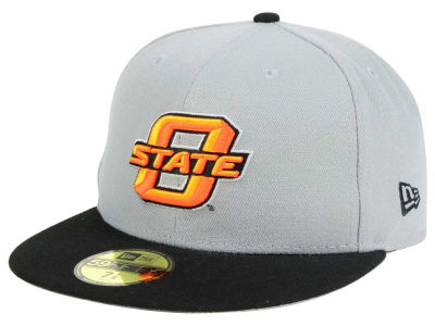 Oklahoma State Cowboys New Era NCAA Grayson 59FIFTY Cap