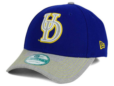 Delaware Blue Hens New Era NCAA Heathered 9FORTY Cap
