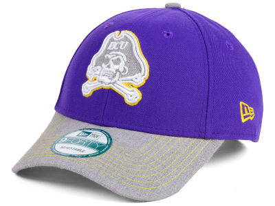 East Carolina Pirates New Era NCAA Heathered 9FORTY Cap