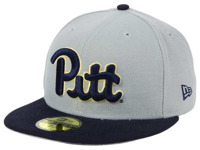 Pittsburgh Panthers New Era NCAA Grayson 59FIFTY Cap