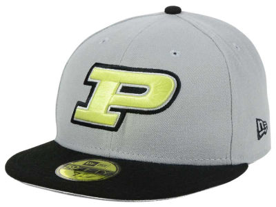Purdue Boilermakers New Era NCAA Grayson 59FIFTY Cap