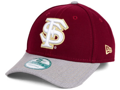 Florida State Seminoles New Era NCAA Heathered 9FORTY Cap