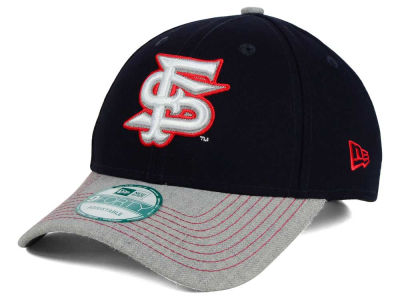 Fresno State Bulldogs New Era NCAA Heathered 9FORTY Cap