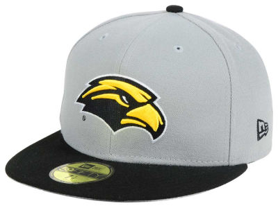Southern Mississippi Golden Eagles New Era NCAA Grayson 59FIFTY Cap