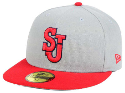 St Johns Red Storm New Era NCAA Grayson 59FIFTY Cap