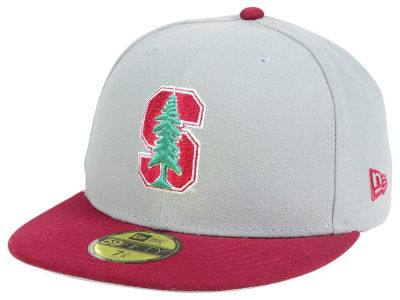 Stanford Cardinal New Era NCAA Grayson 59FIFTY Cap