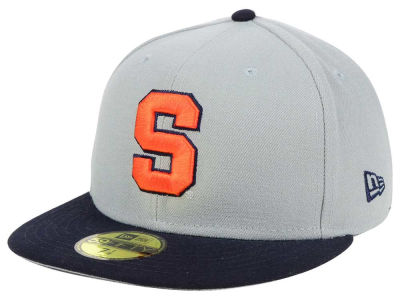 Syracuse Orange New Era NCAA Grayson 59FIFTY Cap