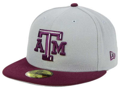 Texas A&M Aggies New Era NCAA Grayson 59FIFTY Cap