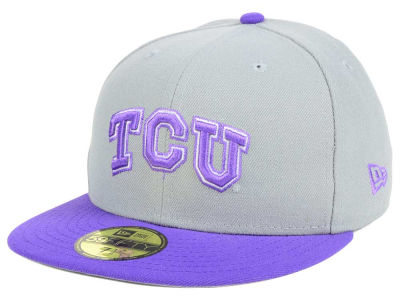 Texas Christian Horned Frogs New Era NCAA Grayson 59FIFTY Cap
