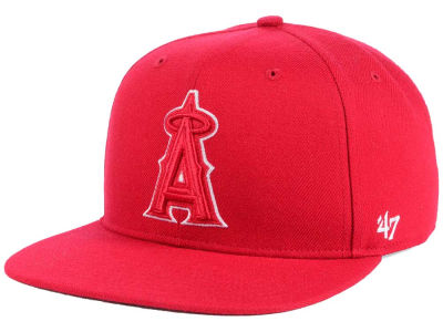 Los Angeles Angels '47 MLB No Shot Tonal '47 CAPTAIN Cap
