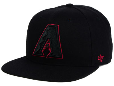 Arizona Diamondbacks '47 MLB No Shot Tonal '47 CAPTAIN Cap