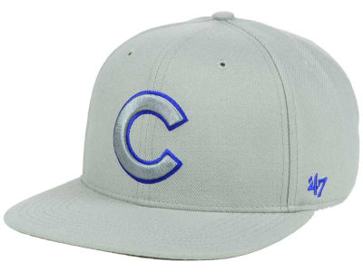 Chicago Cubs '47 MLB No Shot Tonal '47 CAPTAIN Cap