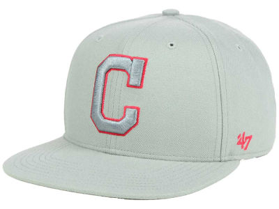 Cleveland Indians '47 MLB No Shot Tonal '47 CAPTAIN Cap