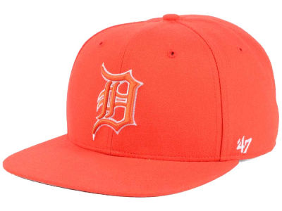 Detroit Tigers '47 MLB No Shot Tonal '47 CAPTAIN Cap