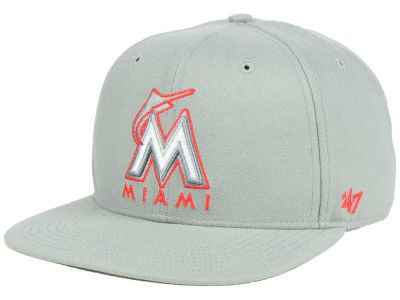 Miami Marlins '47 MLB No Shot Tonal '47 CAPTAIN Cap