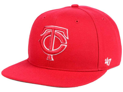 Minnesota Twins '47 MLB No Shot Tonal '47 CAPTAIN Cap