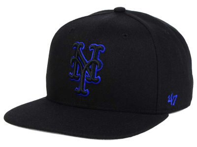 New York Mets '47 MLB No Shot Tonal '47 CAPTAIN Cap