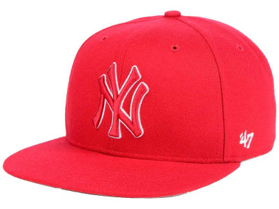 New York Yankees '47 MLB No Shot Tonal '47 CAPTAIN Cap