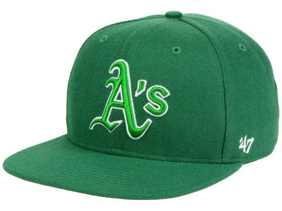 Oakland Athletics '47 MLB No Shot Tonal '47 CAPTAIN Cap