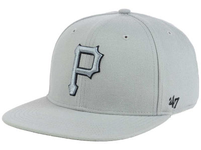 Pittsburgh Pirates '47 MLB No Shot Tonal '47 CAPTAIN Cap
